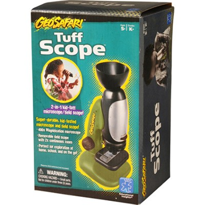 GeoSafari Tuff Scope   -