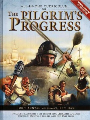 Answers in Genesis All-in-One Pilgrim's Progress Curriculum    -
