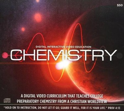 DIVE Into Chemistry CD-Rom   -