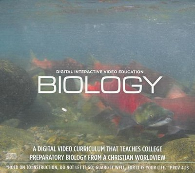 DIVE into Biology CD-Rom   -