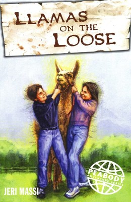 Peabody Series, Llamas on the Loose   -     By: Jeri Massi