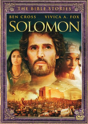 The Bible Stories: Solomon, DVD   -