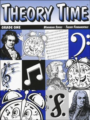 Theory Time for Grade One - Theory Fundamentals Workbook  -