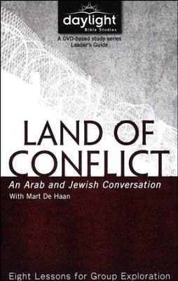 Land of Conflict: An Arab and Jewish Conversation   -