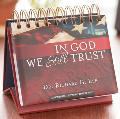 In God We Still Trust Daybrightener  -     By: Richard Lee