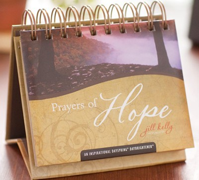 Prayers Of Hope Daybrightener  -     By: Jill Kelly