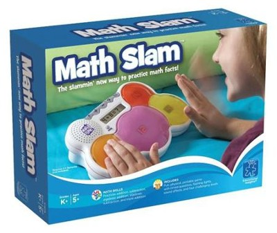 Math Slam Game   -