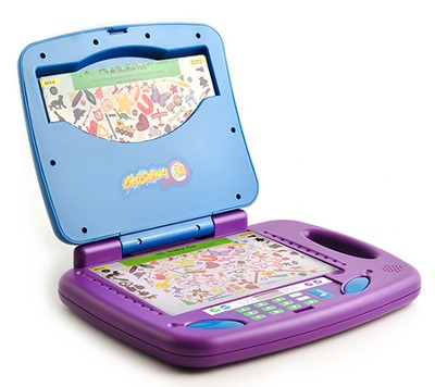 Geosafari Laptop Junior Ages 3-7   -