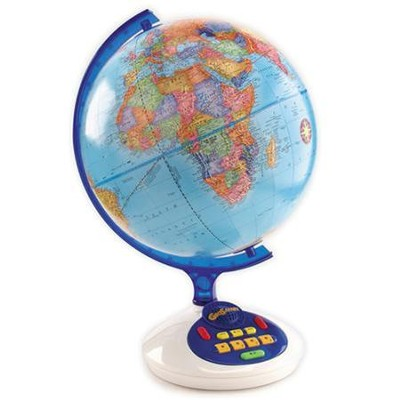 GeoSafari Talking Globe   -