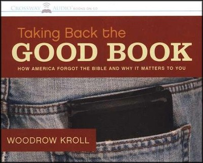 Taking Back the Good Book  Audiobook on CD  -