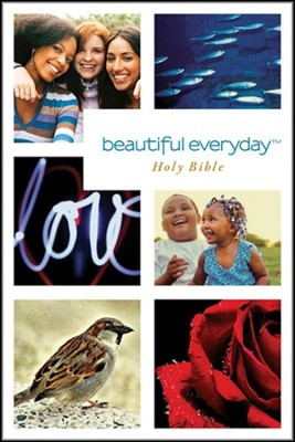 NLT Beautiful Everyday (Inspire Life)  -