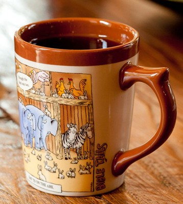 Bible Tales Limit Two Mug  -