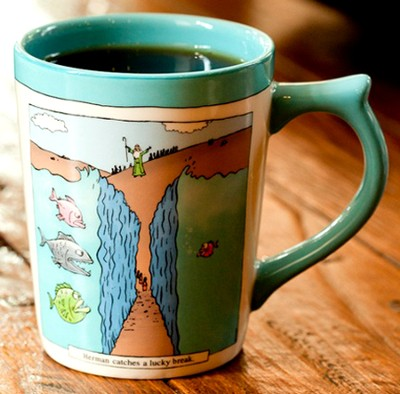 Bible tales Herman Mug  -
