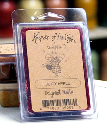 Juicy Apple Candle Melts  -