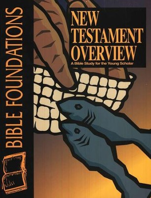 Bible Foundations: New Testament Overview, Student Workbook   -