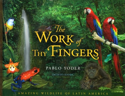 The Work of Thy Fingers: Amazing Wildlife of Latin America  -     By: Pablo Yoder