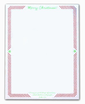 I Bring You Good Tidings Stationery, Pack of 50  -