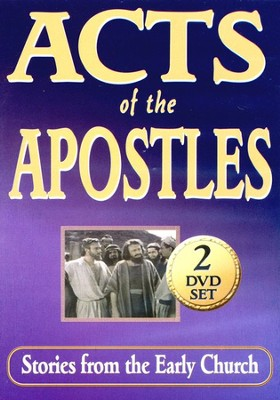 Acts of the Apostles: Stories from the Early Church, DVD   -