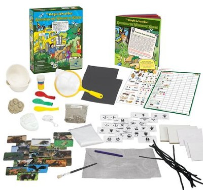 The Magic School Bus: Explore the Wonders of Nature Kit  -