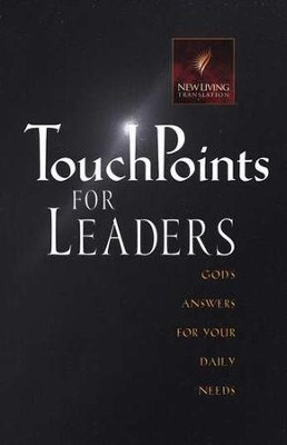 TouchPoints for Leaders  -     By: Ronald A. Beers