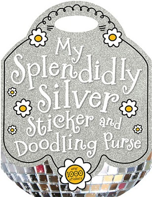 My Splendidly Silver Sticker and Doodling Purse  -     By: Make Believe Ideas