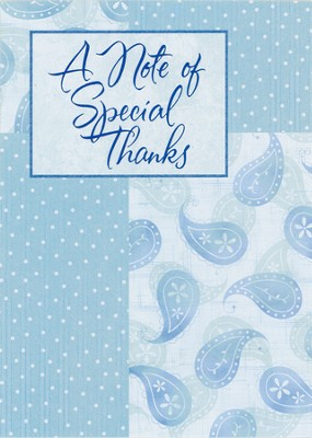 Grateful Moments, Thank You Cards, Box of 12   -