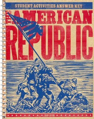 BJU Heritage Studies: The American Republic Student Activity   Manual, Teacher's Edition (Third Edition)  -