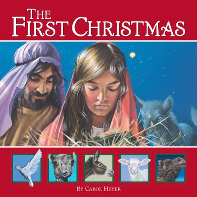 The First Christmas - eBook  -     By: Carol Heyer