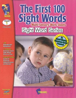 The First 100 Sight Words Gr. 1  -