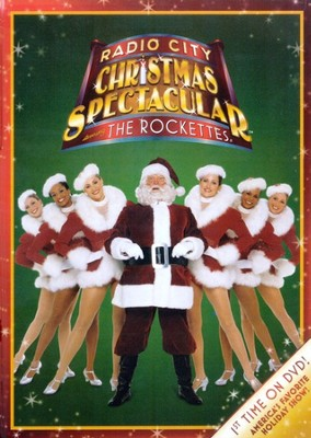 Radio City Christmas Spectacular, DVD   -     By: The Rockettes