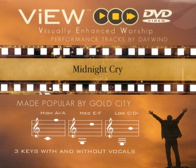 Midnight Cry, Accompaniment DVD   -     By: Gold City