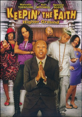 Keepin' The Faith: Higher Ground, DVD   -