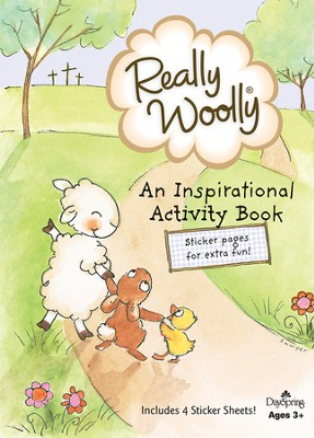 Really Woolly Activity Book  -