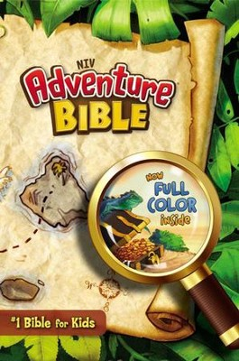 NIV Adventure Bible, Revised - eBook   -     By: Lawrence O. Richards