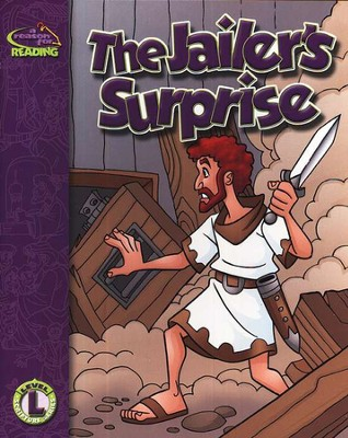 A Reason For Reading, Level L: The Jailer's Surprise   -