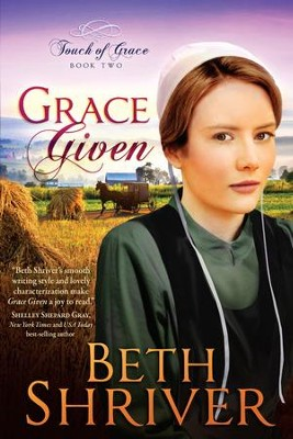 Grace Given, Touch of Grace Series #2  -eBook   -     By: Beth Shriver