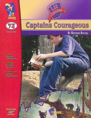 Captain Courageous Lit Link Gr. 7-8  -