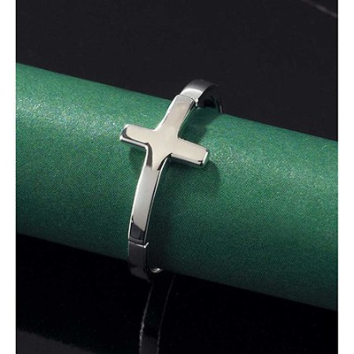 Horizontal Cross Ring, Size 8  -