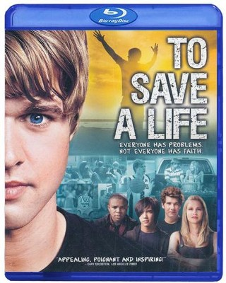 To Save A Life, Blu-ray   -
