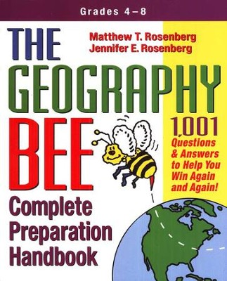 The Geography Bee  -     By: Matthew T. Rosenberg, Jennifer E. Rosenberg