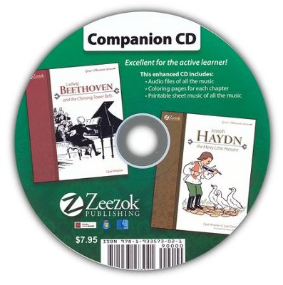 Beethoven/Haydn Companion Audio MP3 CD   -
