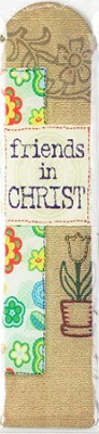 Friends in Christ Magnet  -