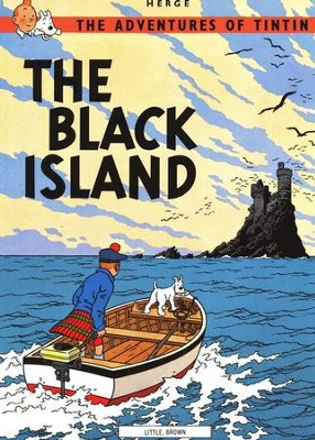 The Adventures of Tintin: The Black Island   -     By: Herge