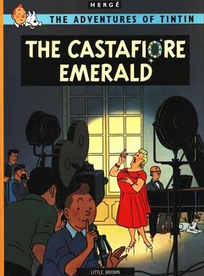 The Adventures of Tintin: The Castafiore Emerald   -     By: Herge