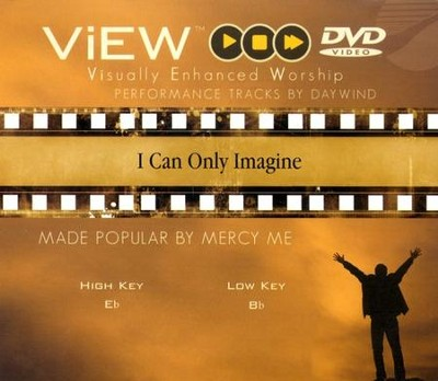 I Can Only Imagine, Accompaniment DVD   -     By: MercyMe