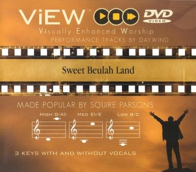 Sweet Beulah Land, Accompaniment DVD   -     By: Squire Parsons