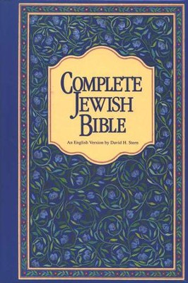 Complete Jewish Bible - Hardcover  -     Edited By: David Stern     By: David Stern
