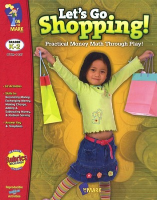 Let's Go Shopping! Grades K-2   -