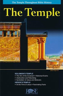 The Temple Pamphlet - 5 Pack   -
