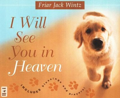 I Will See You in Heaven, Audio CD  -     By: Jack Wintz